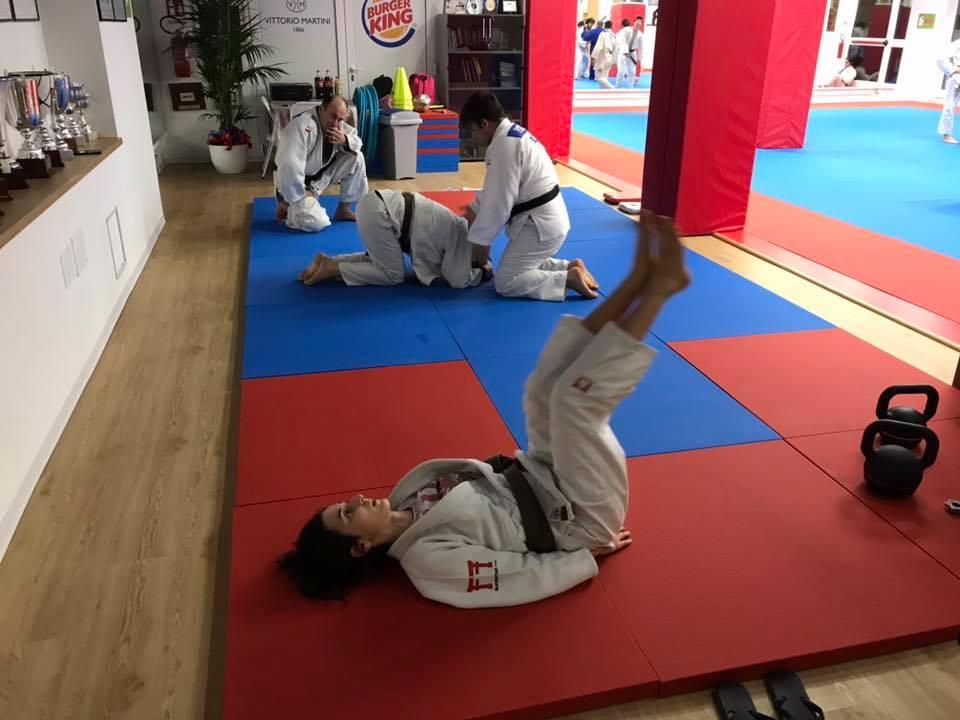 san mamolo judo
