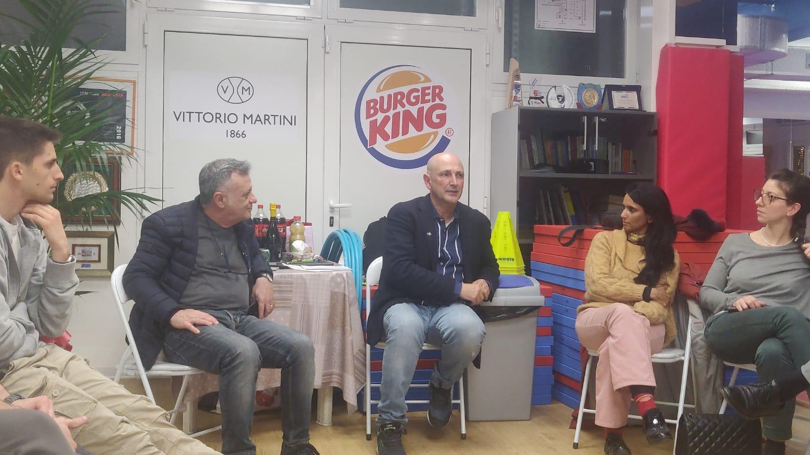 Paolo Checchi - 1ª assemblea dei Soci di Crescere Insieme aps - 20/02/2020