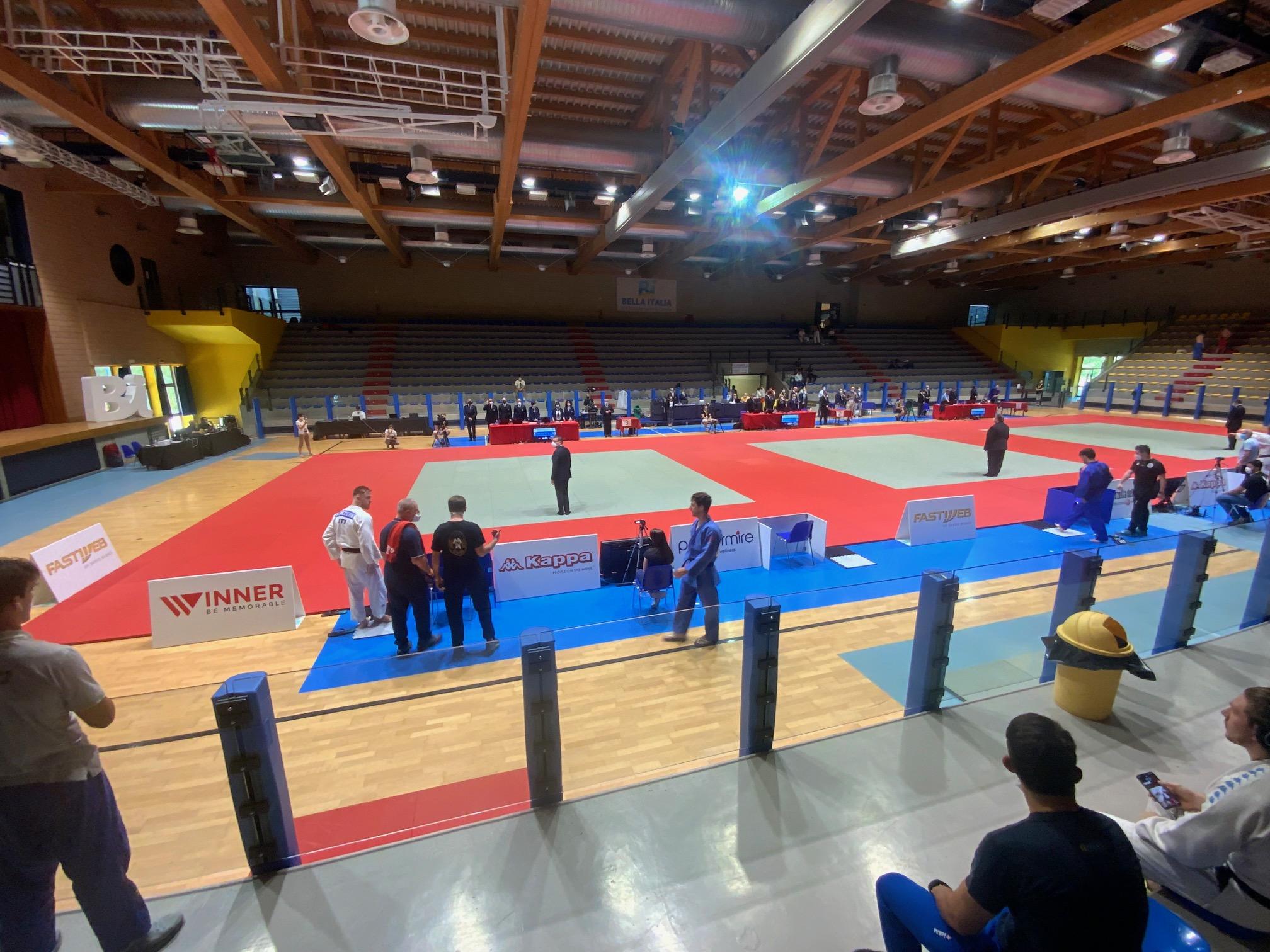 nazionali judo lignano